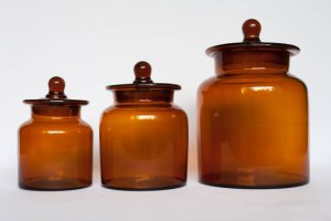 ambercanisters