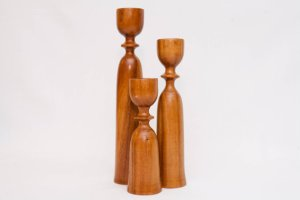 danish candlesticks